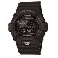 Casio G-Shock Men's Black Alarm Chronograph Watch GR-8900A-1ER
