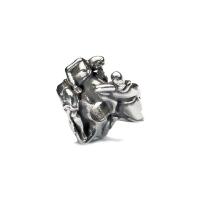 Trollbeads Breakfast Silver Bead 11470