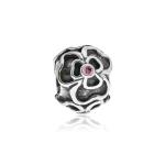 Pandora Posy Silver & Pink CZ Charm 790413CZS
