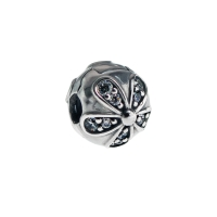 Pandora Dazzling Daisy Silver & Clear CZ Clip 791493CZ