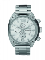 Diesel Overflow Stainless Steel Watch