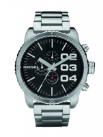 Diesel Steel XL Franchise Watch