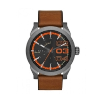 Diesel Brown Double Down 46 Watch