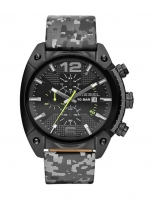 Diesel Camo Overflow Chronograph Watch