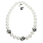 Belle Etoile Botanique Black Necklace