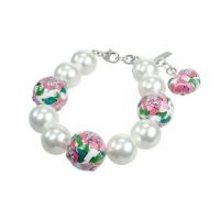 Belle Etoile Botanique Pink Bracelet