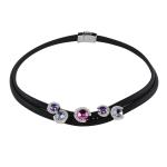 Belle Etoile Element Black Necklace