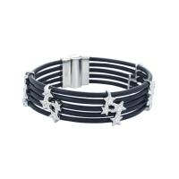 Belle Etoile Cosmos Black Bracelet