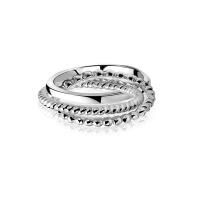 Zinzi 3 in 1 Silver Ring