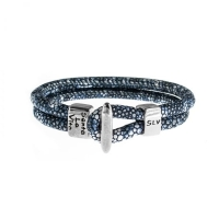 Senta La Vita Stingray Blue Charm Bracelet