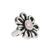 Senta La Vita Rose Water Opal Swarovski  Flower Charm