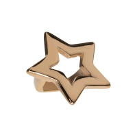 Senta La Vita Rose Gold Star Charm